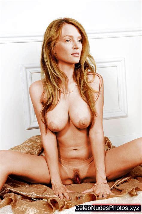 Uma Thurman Nuda Hard Fakes Sex Photo