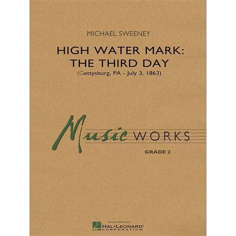 Hal Leonard High Water Mark: The Third Day Concert Band ...