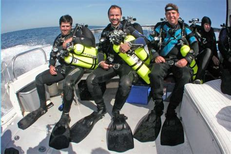 facts  technical diving     diving