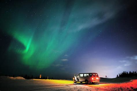 alaska travel packages northern lights the science behind the northern lights and the best