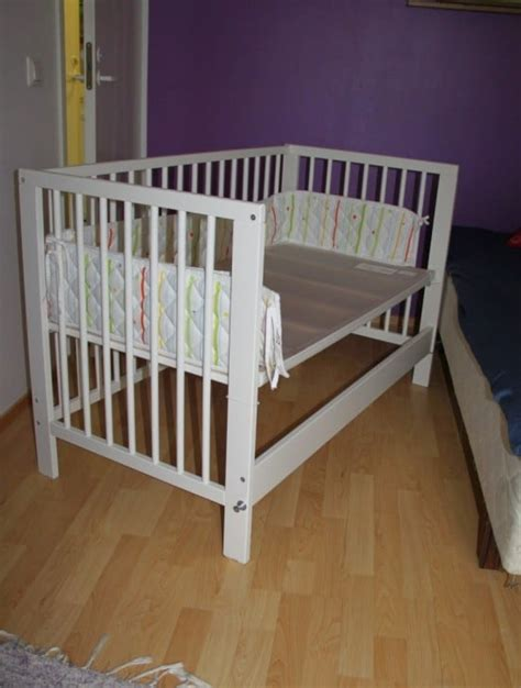 gulliver baby crib meets  engineer ikea hackers