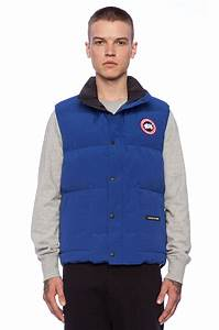 Lyst Canada Goose Freestyle Vest In Blue For Men