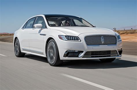 Lincoln Continental 2018 Motor Trend Car Of The Year