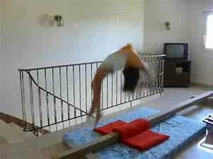 Poutre De Gym Decathlon : flip sur poutre basse le youtube ~ Melissatoandfro.com Idées de Décoration