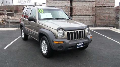 jeep liberty  sport  youtube