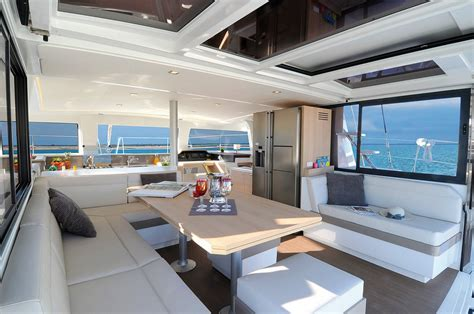 42ft Catamaran Comparisons & New Fountaine Pajot 42