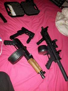 Sacramento Man Suspected of Selling Guns to Gang Members ...