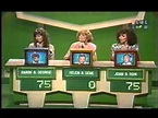 Tattletales (1982): Grannow/Benton vs the Rayburns vs ...