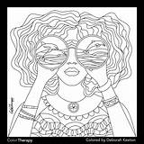 Wife Template Coloring Pages sketch template