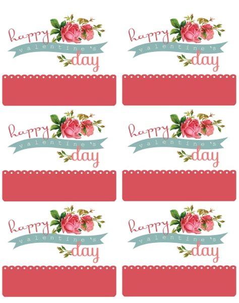 valentines day labels  roses worldlabel blog