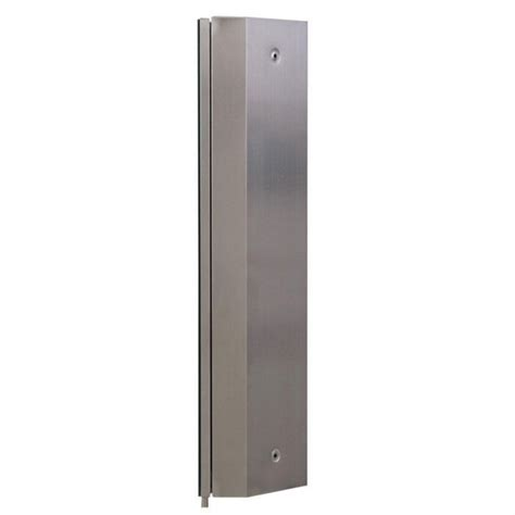 Stainless Steel Corner Bathroom Cabinet by Crosstown Stainless Steel Corner Medicine Cabinet Bathroom