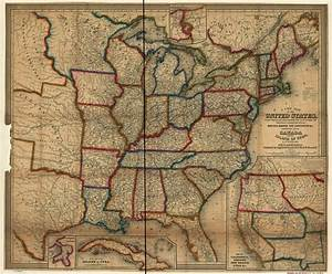 Railroad Maps  1828 To 1900  Available Online