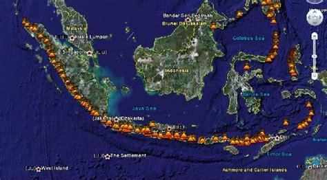 solar numerics warning  indonesia se asia plate sw