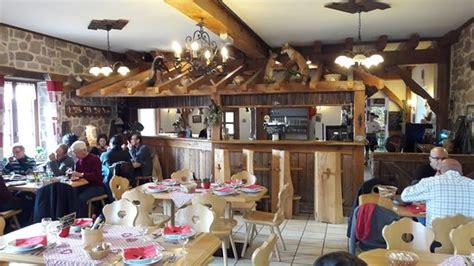 restaurant ferme auberge glasborn linge dans soultzeren avec cuisine fran 231 aise restoranking fr