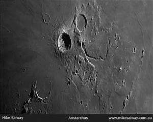Copernicus, Sinus Iridum and more Moon Images   Mike Salway