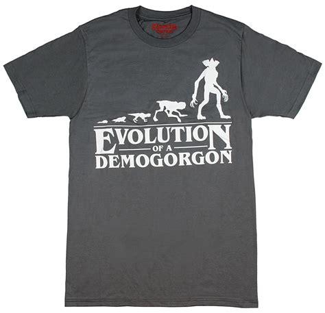Hybrid Apparel - Stranger Things T Shirt Demogorgon ...