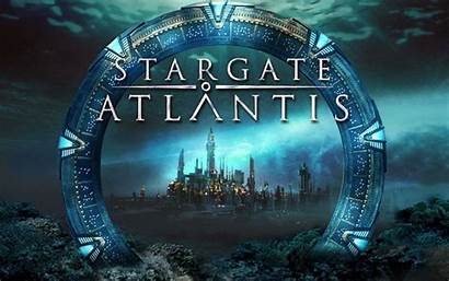 Science Fiction Wallpapers Background Stargate Atlantis Ecran