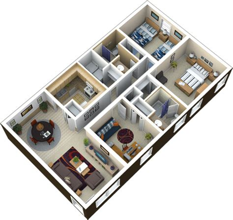 Pin by Darby Development on Riverwood Small floor plans