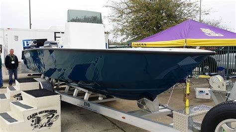 Gravois Aluminum Boats by Gravois Reborn As A Series Of Metal Shark The Hull