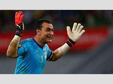 Essam El Hadary « Je veux être le meilleur gardien du