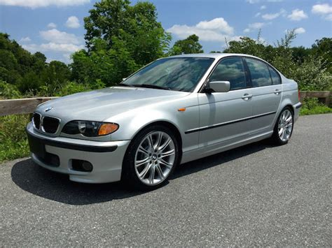 2003 bmw 330i zhp german cars for sale