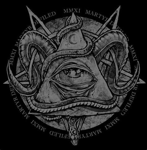 illuminati satanic satanic pentagram 666 occult illuminati eye all