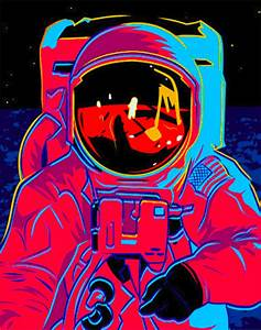 gif trippy hipster Awesome Grunge space trippy gif flash ...
