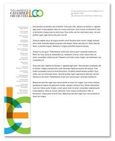 ideas  letterhead sample  pinterest