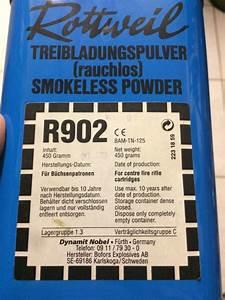 Bofors Rp3 Surplus Powder