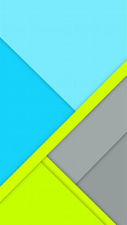 Aqua Abstract Lime Iphone Geometric Galaxy Graphic