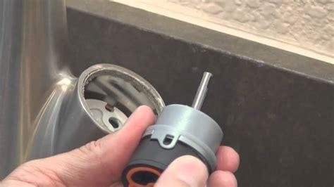 delta creaky faucet fix youtube