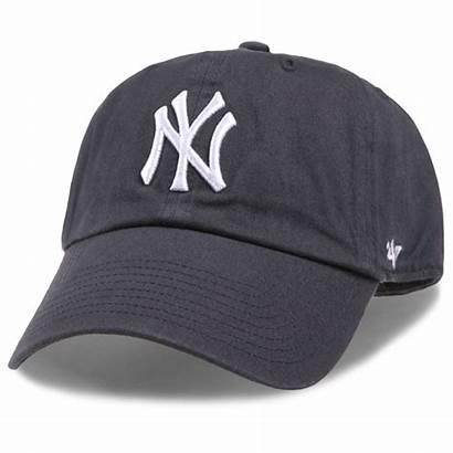 Yankees Hat Baseball Clipart Cap York Clip