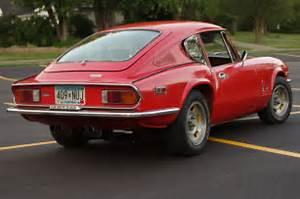 1972 Triumph Gt6 Mk3 4 Speed  For Sale  Photos  Technical