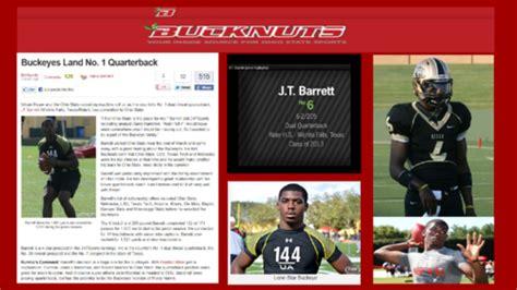 Ohio State Football Images J. T. Barrett Qb Is The 10th Committ For 2013 Per Bucknuts Hd