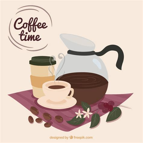 Best coffee cut files and images for cricut, silhouette, and other smart cutting machines. Coffee Vectors | Free Vector Graphics | Everypixel