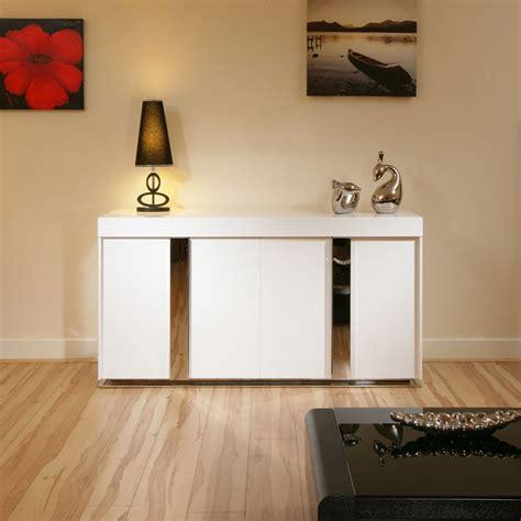 Modern Buffet Sideboard Cabinet by Modern Sideboard Cabinet Buffet In White High Gloss 1