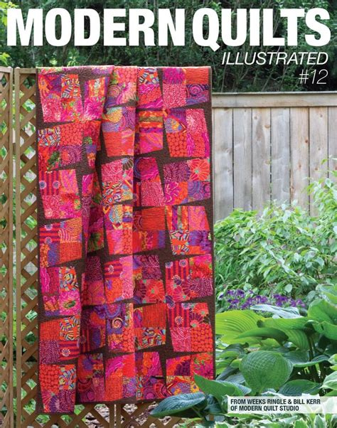 60 Best Modern Quilts Illustrated Images On Pinterest