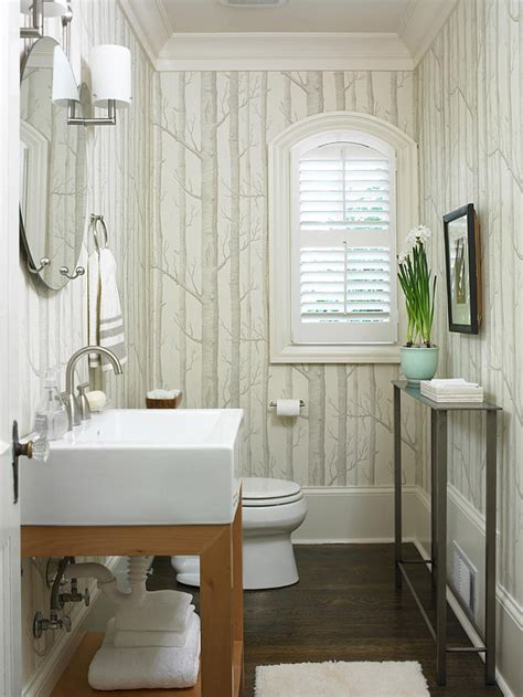 wallpaper   powder room  inspired room