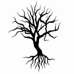 12 Awesome Tribal Tree Tattoos Only Tribal