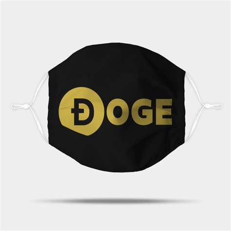 Dogecoin Logo : The Dogecoin Logo In Black Kids T Shirt By ...