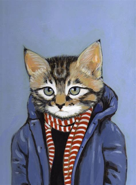 heather mattoon cats  clothes  trendland