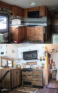 44, Best, Rv, Remodel, Kitchen, Ideas, To, Your, Inspire
