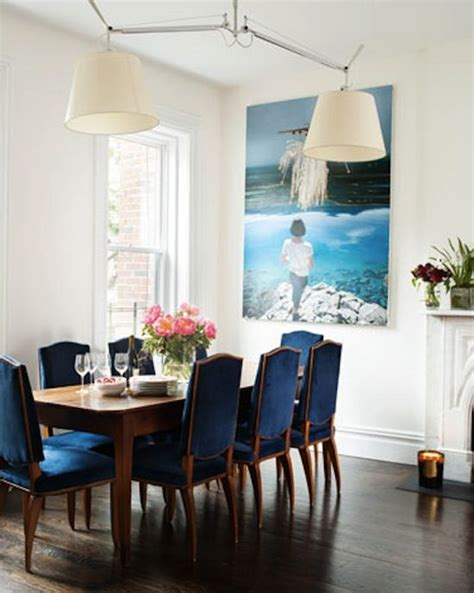 navy blue kitchen table set best 25 navy dining rooms ideas on blue