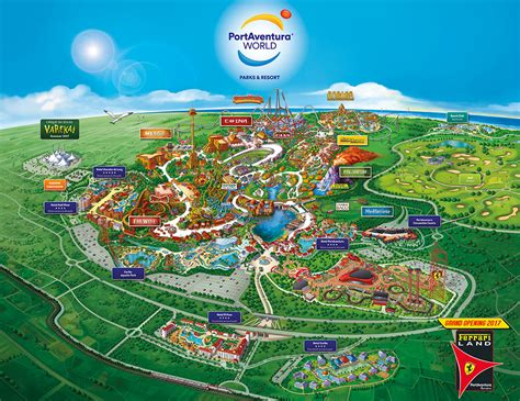 Aventura Tickets by Portaventura Tickets From Just 163 42 Attractiontix