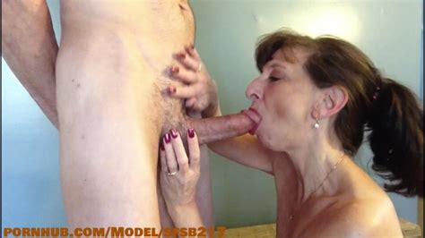 Sexy Milf Marie Gives The Best Blowjobs Thumbzilla