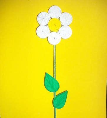 labores y manualidades varias flor en goma crafts