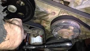 07 11 Jeep Jk Serpentine Belt Change