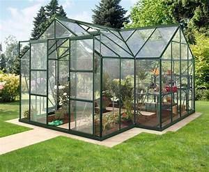 Pflanzen Für Gewächshaus : gew chshaus sirius bxt 381x381 cm kaufen otto ~ Whattoseeinmadrid.com Haus und Dekorationen