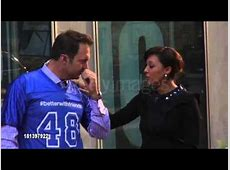 Adam Housley and Tamera Mowry Housley at the 'Fox 2013