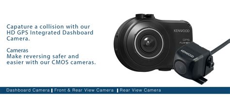 Dash Cam, In Car Front / Rear View Camera, Dashboard